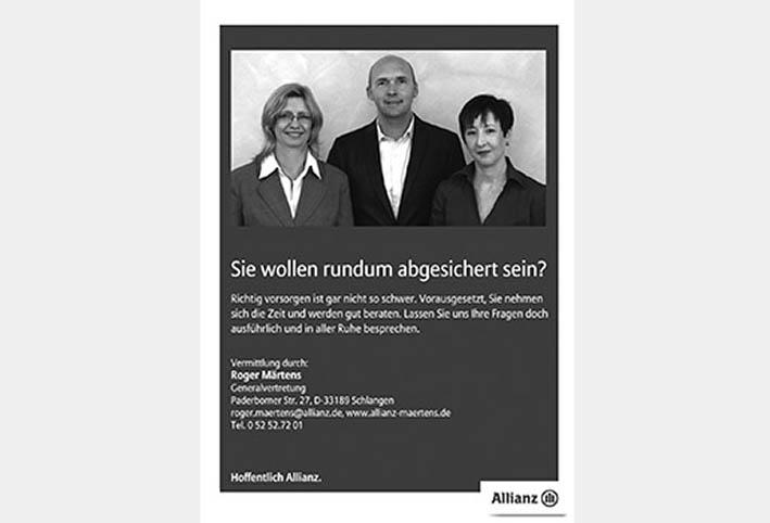 Allianz Versicherung - Roger Märtens