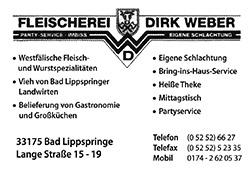 Fleischerei Dirk Weber