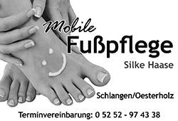 Fußpflege Haase